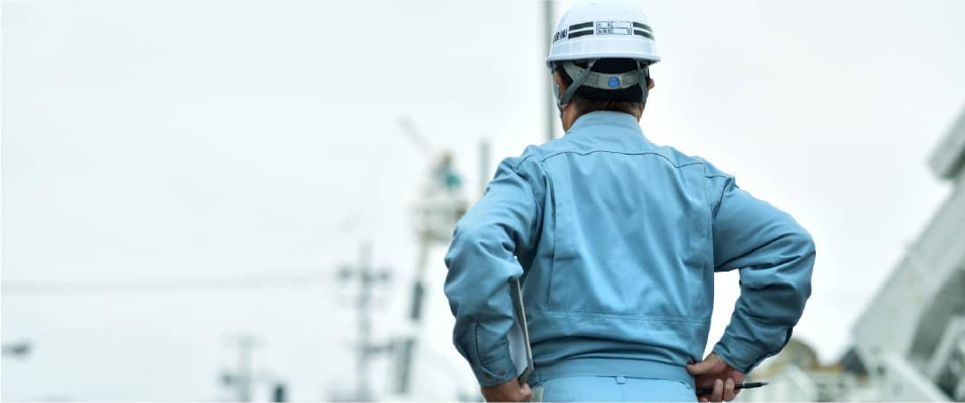 竣工試験の実施・官庁検査の立ち会いのイメージ写真